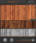 Wood Pattern 17.0 by Sed-rah-Stock