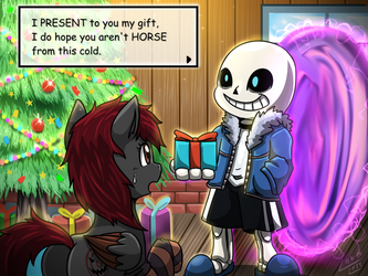 [Reward] Gift From Another Tale by vavacung