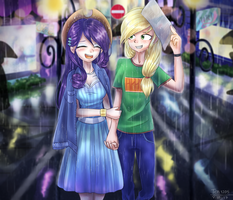 Rainy day by LooknamTCN