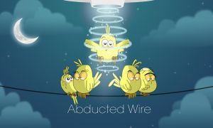 Abducted Wire by sohansurag