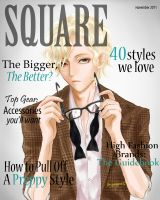 CA Cover Boy by Jesson555