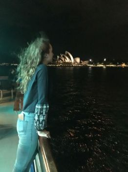 Sorry I've been in Sydney (NSW AUSTRALIA) by SophieOwls23