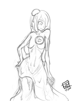 Daily Draw - Day 411 by HarryKayan