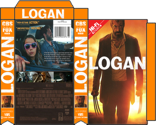 Logan VHS by thearist2013
