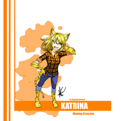 Katrina Again by muffinwifblueberries