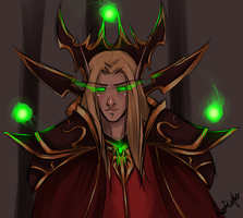 Kael'thas by Levicopter