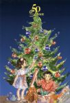 Christmas Tree by cunachuilustrador