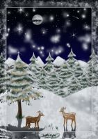 White Christmas by HayleyW