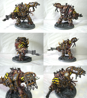 ++Helbrute - The Ripper++ by Belazikkal