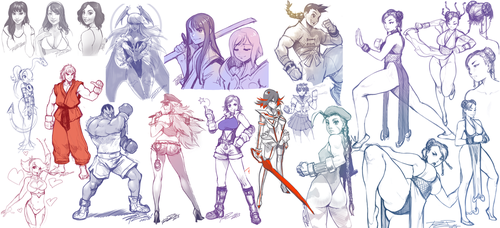 Breaksketch Compilation 4 by Robaato