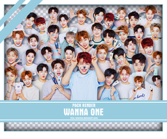 SHARE RENDER WANNA ONE INNISFREE OFFICIAL UPDATE by yooncua