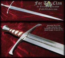 For The Clan : Oakeshott type XVI Medieval Sword by Fableblades