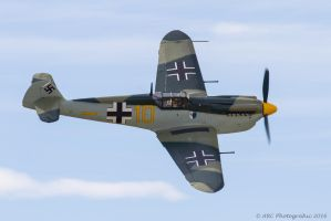 Messerschmitt Buchon by ARC-Photographic