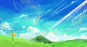 Flower - iScribble by My-Friends-Are-Owls