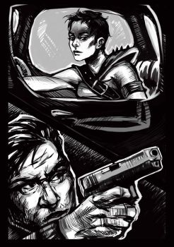 MAD MAX fury road inception crossover by Nenastia