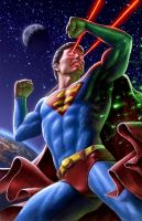 Superman II by R-Valle