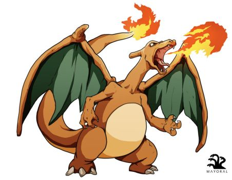Charizard by landuo