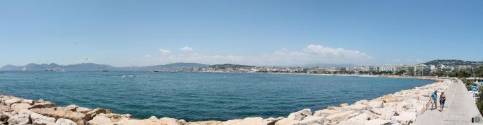 Cannes 2013 - First Panorama Picture! by NicklasAndersen