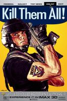 Starship Troopers by redghostman