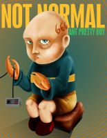 NOT NORMAL by amota