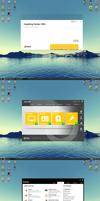 Norton 360 with Metro UI by Brebenel-Silviu