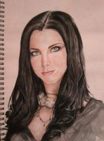Amy Lee by nightmaiden20