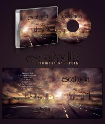 CD Cover: Brighter Tommorows by pelleron