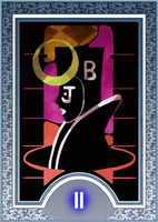 Persona Tarot Card HD - The High Priestess by The-Stein