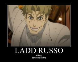 Ladd Russo is the Greatest by otakuwannabe