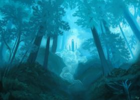 Forest Mist by Mags-Pi
