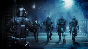 RE operation raccoon city 168 by heatheryingNL