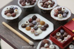Chocolate and Pralines - 3 by PetitPlat