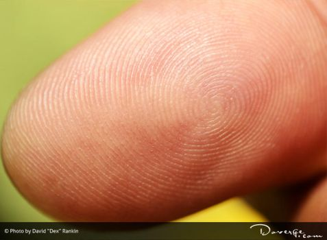 Finger Print by Doverge