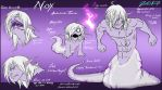 Nox Parasite |Reference Sheet| by SafireCreations