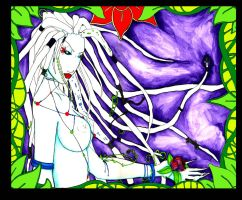 Ayani god of LIfe by Zeiran