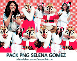 Pack png 157 Selena Gomez by MichelyResources