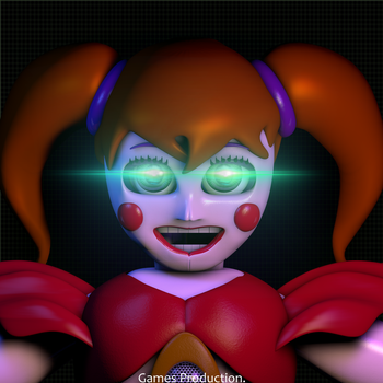 Stylized Baby Official (4K) by GamesProduction