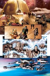 Thor's first movie adaptation#1, p.6 by ilpuci