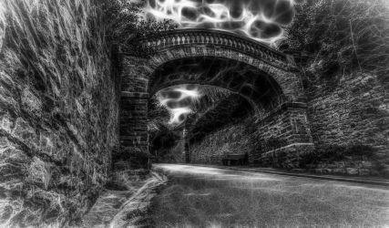 Twisted road by Vitaloverdose
