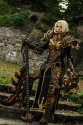 Diablo 3 Reaper of Souls Crusader by cyehra