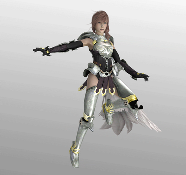 Lightning Armor Animation by SerenaKaori87