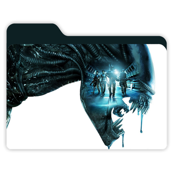 Alien Covenant Folder by janosch500