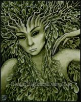 Dryad by DarkLiminality