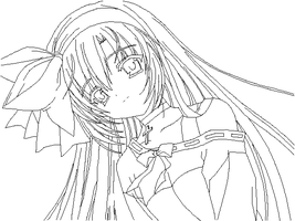 anime sisters coloring pages-#41