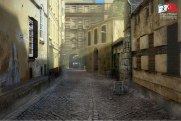 Old Street 10.03 by pitposum