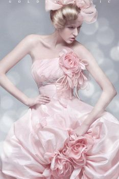 Wedding Dress Fashion 017 by Suuperx