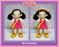 Mei Kusakabe --Rag Doll by car2in-bitz