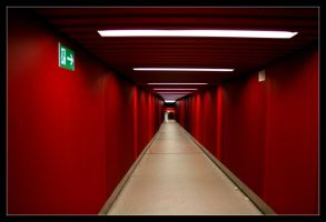 tunnel I by LordSaddler