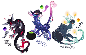 {ADOPTS} Home of Horrific Housepets 2 [CLOSED] by WellHidden