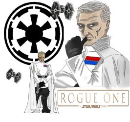 Director Krennic by Gilliland35